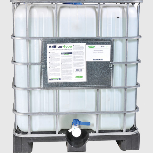 1000 LITRE AD-BLUE SOLUTION