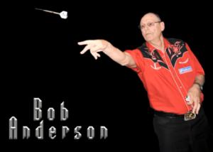 Legend of darts Bob Anderson The Limestone Cowboy